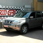 "Nissan X-Trail 2.2 cdi ""Il burdigone"""