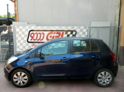 Toyota Yaris by 9000 Giri