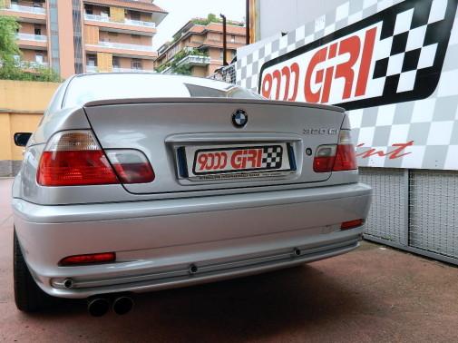 Bmw serie 3 9000 Giri