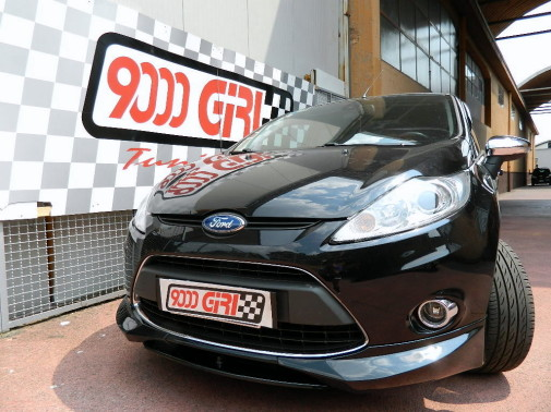 Ford Fiesta 1.4 16v 9000 Giri