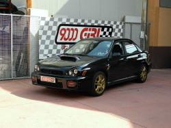 Subaru Impreza Wrx Sti 9000 Giri