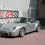 Porsche 993 ammortizzatori + volante + battitacco alluminio