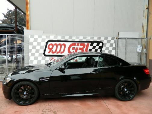 Bmw M3 cabrio 9000 Giri
