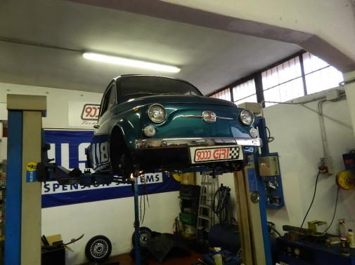Fiat cinquecento by 9000 Giri