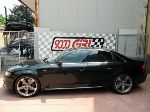Audi A4 9000 Giri