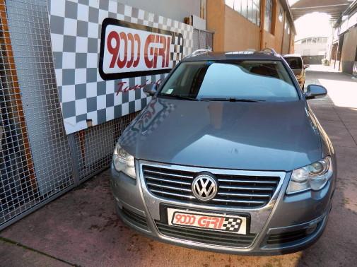 VW Passat 2.0 4WD 9000 Giri