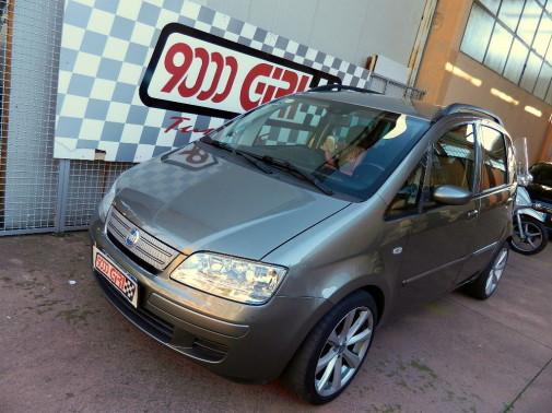 Fiat Idea 9000 Giri