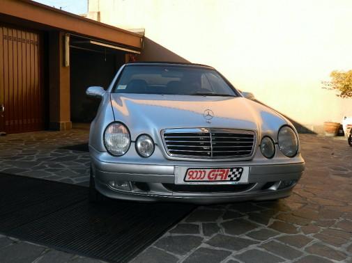 Mercedes clk 9000 Giri