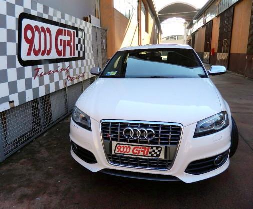 Audi S3 9000 Giri