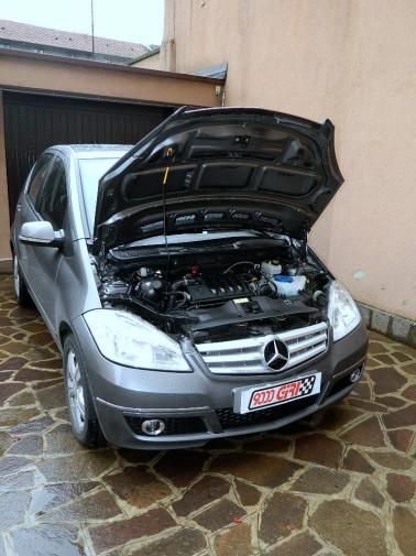 rimappatura centralina Mercedes A180