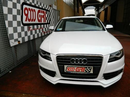Audi A4 tfsi 9000 Giri
