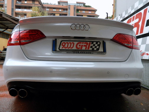 Audi A4 1.8 tfsi 9000 giri