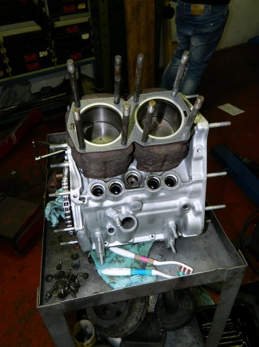 motore Fiat Cinquecento 9000 Giri