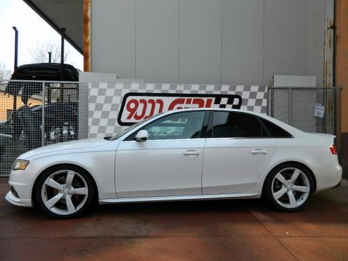 assetto Eibach Audi A4