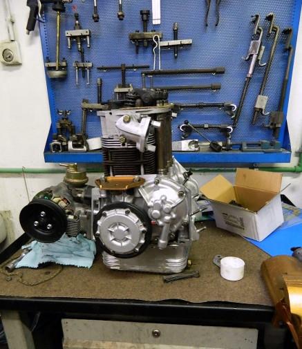 motore Fiat Cinquecento by 9000 Giri