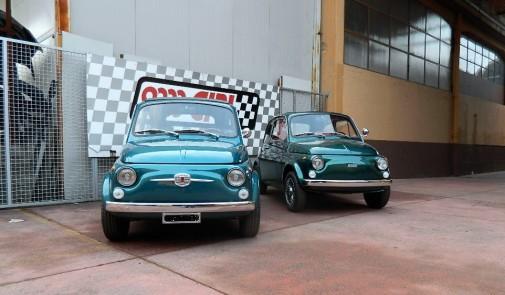 Fiat 500 by 9000 Giri