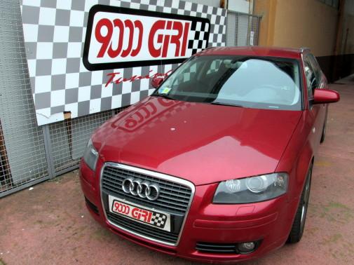 Audi A3 9000 Giri
