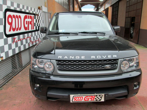 Range Rover Sport 9000 Giri