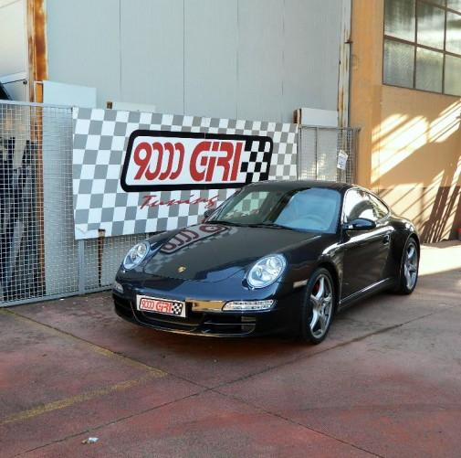Porsche Carrera 997 9000 Giri