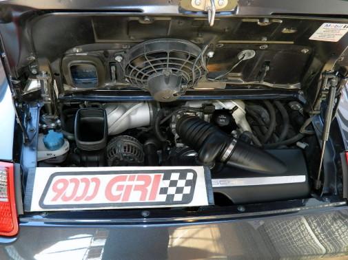 rimappatura centralina Porsche 997