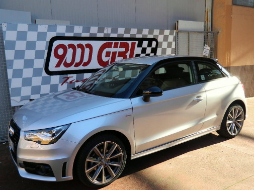 Audi A1 1.2 tsi 9000 Giri