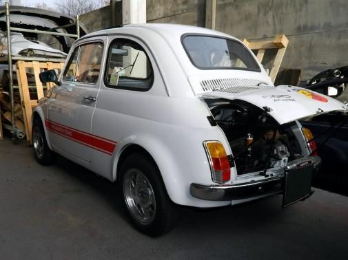 Fiat Cinquecento Abarth 9000 Giri