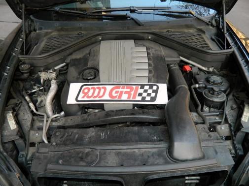 motore bmw X5 9000 Giri