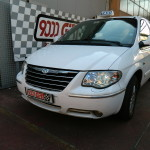 "Chrysler Voyager 2.8 Crd ""Baby girl"""