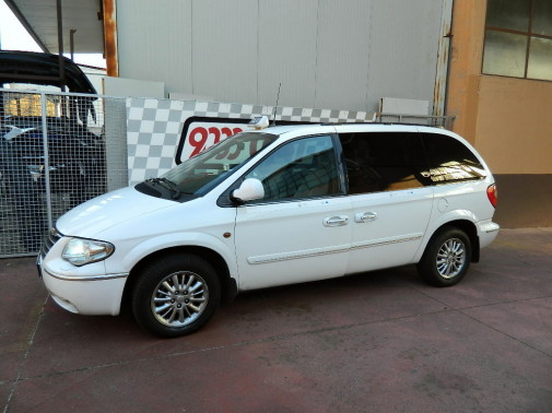 Chrysler Voyager 9000 Giri