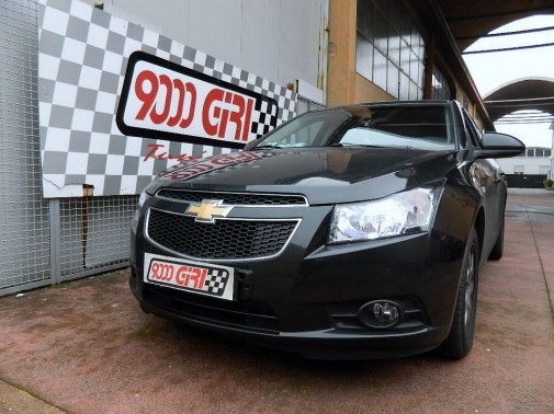 Chevrolet Cruze 9000 Giri