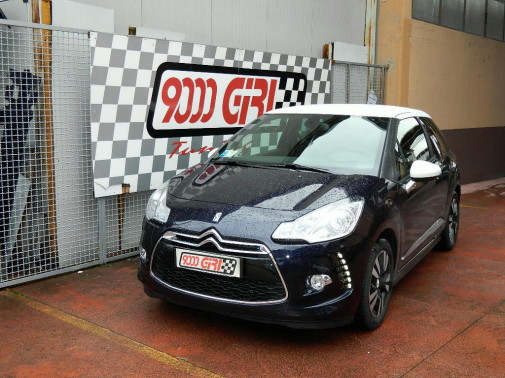 Citroen Ds3 by 9000 Giri