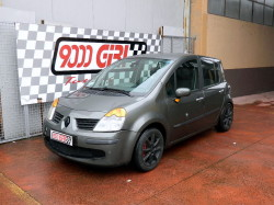 Renault Modus 1.5 dci by 9000 Giri