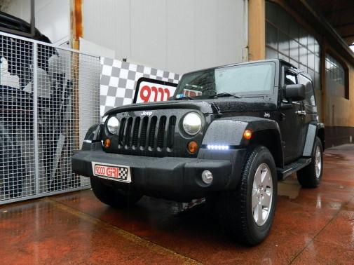 Jeep Wrangler by 9000 Giri
