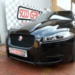 """Jaguar XF S 3.0 TD """"Principe di Galles"""""""