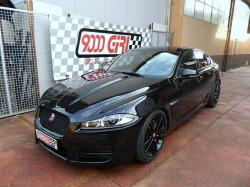 Jaguar xf 9000 Giri