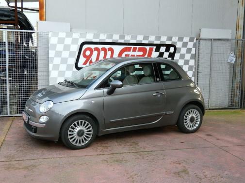 Fiat Cinquecento Twinair by 9000 Giri