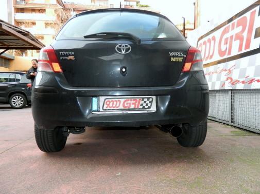 Toyota Yaris by 9000 Giri