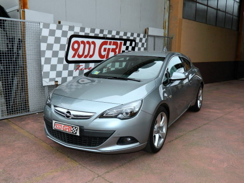 Opel Astra J by 9000 Giri