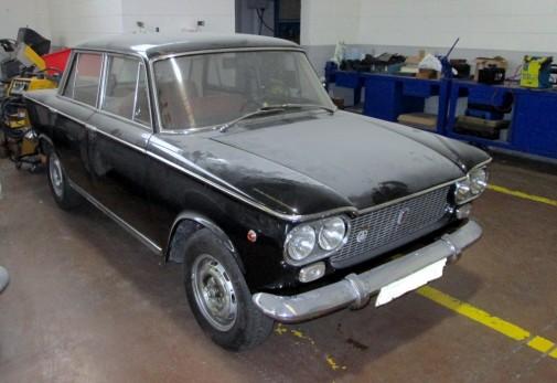 Restauro Fiat 1500 by 9000 Giri