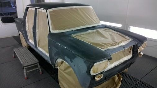 Fiat 1500 by 9000 Giri
