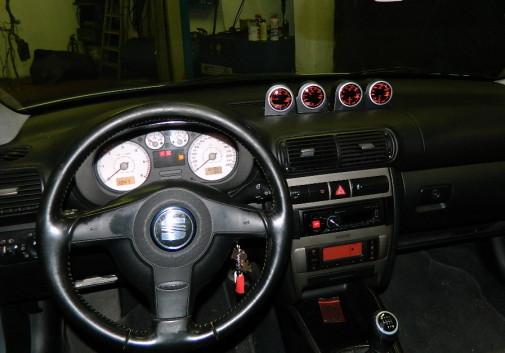 Seat Leon by 9000 Giri