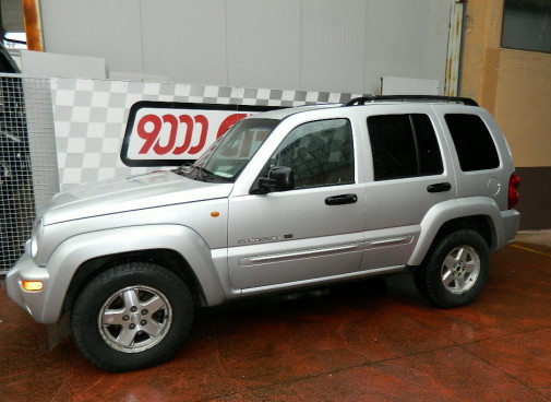 Jeep Cherokee by 9000 Giri