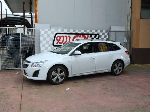 Chevrolet Cruze by 9000 Giri