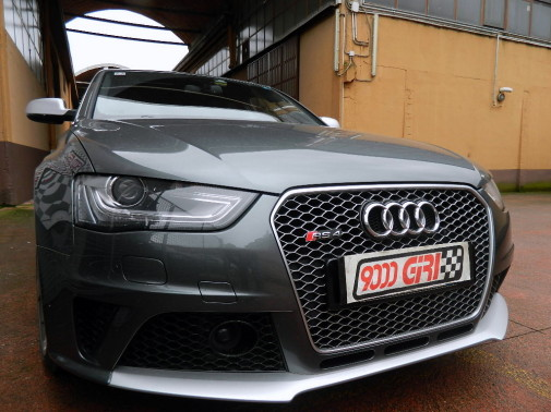 Audi rs4 by 9000 Giri