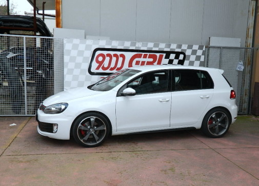 Golf Gti by 9000 Giri