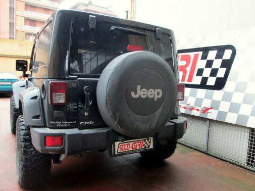 Jeep Wrangler JK by 9000 Giri