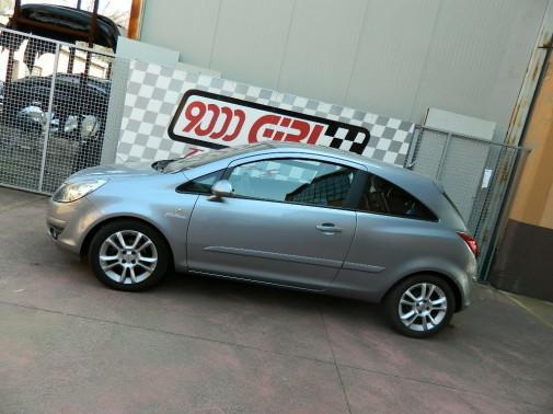 Opel Corsa by 9000 Giri