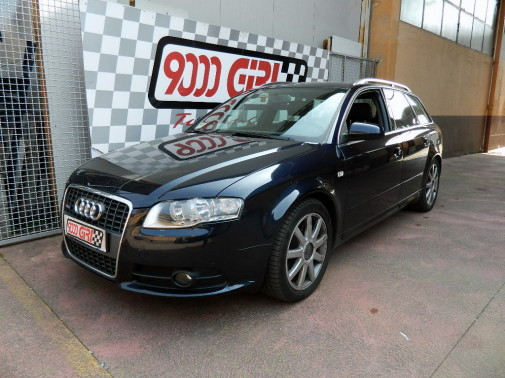 Audi A4 3.0 tdi by 9000 Giri