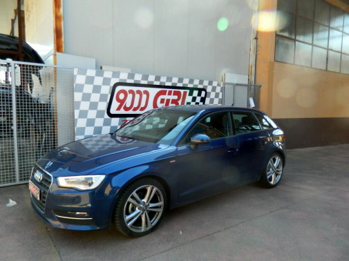 Audi A3 by 9000 Giri