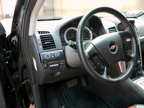 Chevrolet Captiva by 9000 Giri